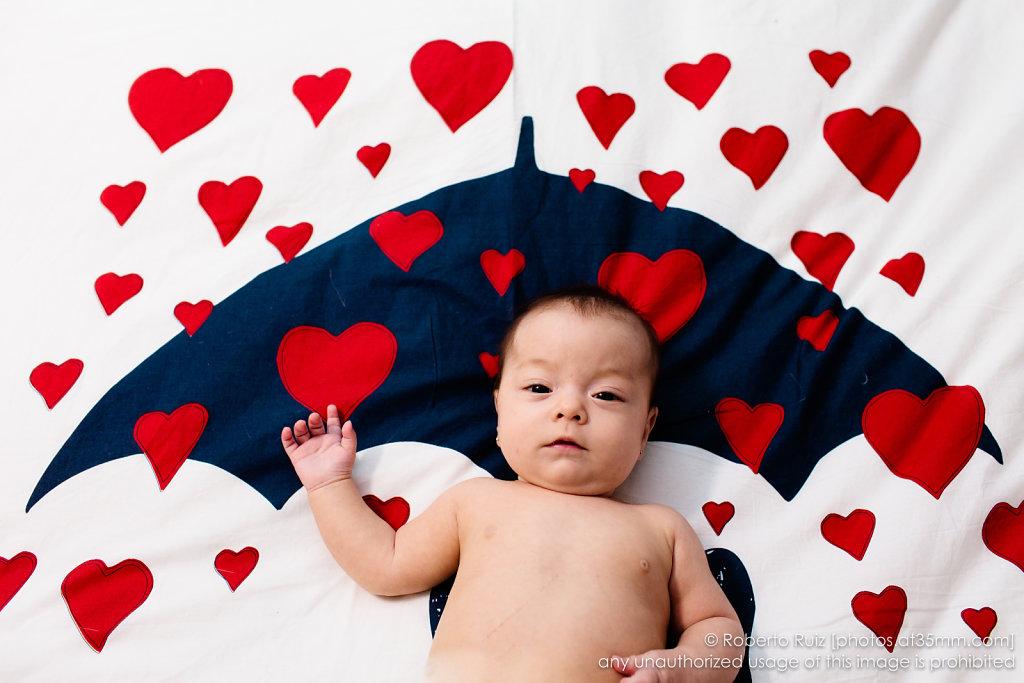 Love (ly) rain