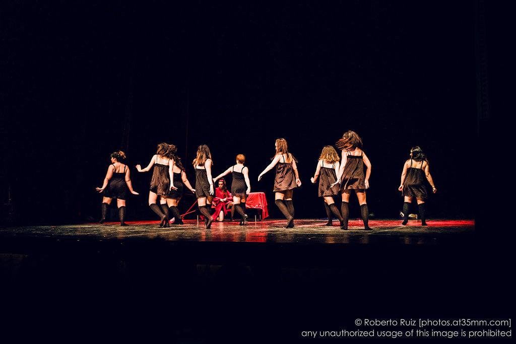 Dance & Style on stage