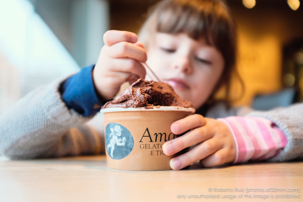 No hay día que un helado de chocolate no pueda mejorar