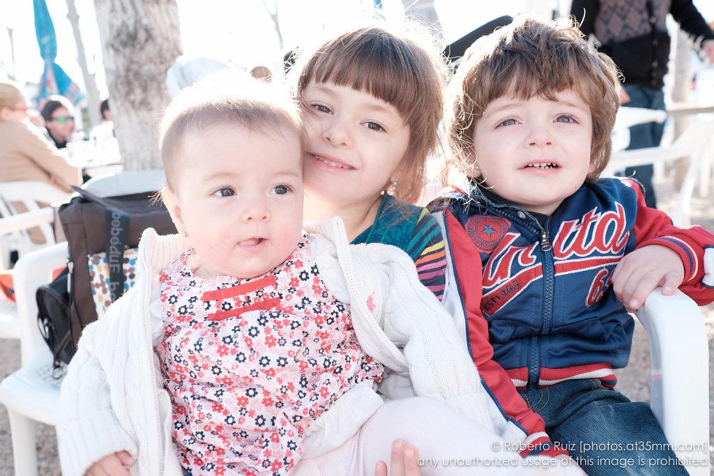 the three cousins