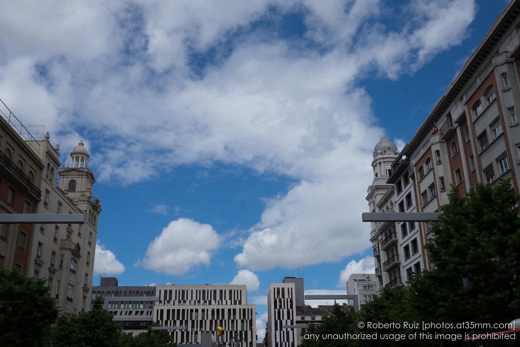 Cielos de Zaragoza